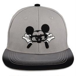 【USA直輸入】DISNEY  ミッキー タイムレスヒップスター キャップ 帽子 ベースボール ハット ミッキーマウス スナップバック