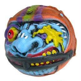 【USA直輸入】Madballs マッドボールズ シリーズ2 フリーキー フルバック 4インチ フォーム  フィギュア マッドボール モンスター ゾンビ