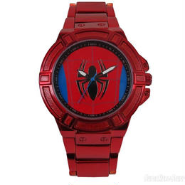 【USA直輸入】MARVEL スパイダーマン リストウォッチ 腕時計 ロゴ ホームカミング 正規ライセンス