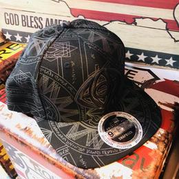 【USA直輸入】MARVEL ドクターストレンジ アガモット ロゴ キャップ 9Twenty  スナップバック ニューエラ NEWERA ベースボールキャップ 帽子 マーベル