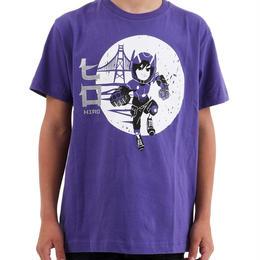 【USA直輸入】DISNEY ベイマックス ヒロ Tシャツ キッズL ディズニー ビッグヒーロー6 MARVEL マーベル