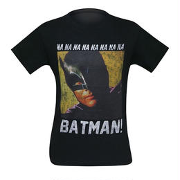【USA直輸入】DCコミックス バットマン アダム ウェスト   NA NA NA Tribute Tシャツ BATMAN