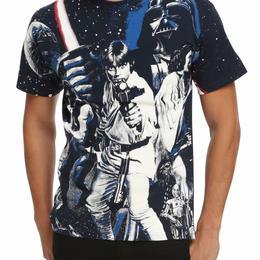 【USA直輸入】スターウォーズ グロー Tシャツ Lサイズ
