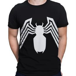 【USA直輸入】MARVEL ベノム Tシャツ バックプリント スパイダーマン