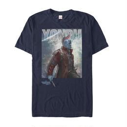 【USA直輸入】MARVEL ヨンドゥ スタンディング Tシャツ ネイビー ガーディズアンズオブギャラクシー  マーベル   ラヴェジャーズ