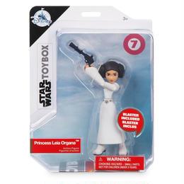 【USA直輸入】スターウォーズ TOYBOX プリンセス レイヤ アクション フィギュア Princess Leia