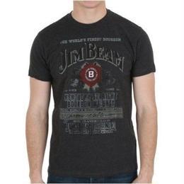 【USA直輸入】ジムビーン Tシャツ お酒 ドリンク 企業系 ロゴ
