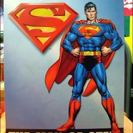 アメリカンブリキ看板 SUPERMAN スーパーマン -鋼の男-