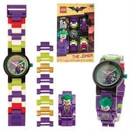 【USA直輸入】LEGO レゴ ジョーカー リンクウォッチ 腕時計 watch  バットマン