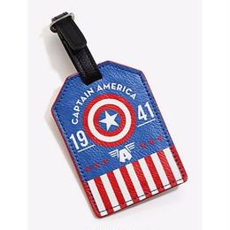 【USA直輸入】MARVEL キャプテンアメリカ ラゲージタグ ラゲッジタグ ソー Thor マーベル