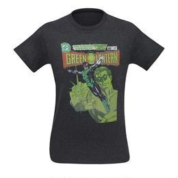【USA直輸入】DCコミックス グリーンランタン コミックシリーズ #166 カバー Tシャツ