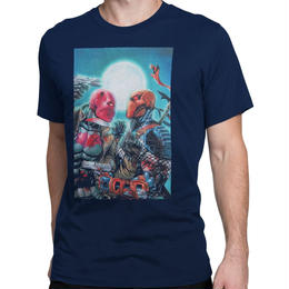 【USA直輸入】 DCコミックス レッドフード デスストローク Tシャツ DCコミックス