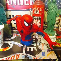 スパイダーマン バストアップ バンク 貯金箱 SPIDERMAN