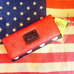 【海外商品】 ミニー ウォレット サイフ 財布 ディズニー Disney ミッキー