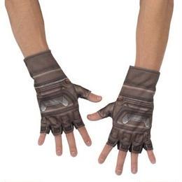 【USA直輸入】MARVEL アベンジャーズ 2 キャプテンアメリカ グローブ 大人用 手袋 コスチューム コスプレ