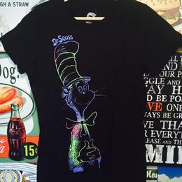 【USA直輸入】キャット・イン・ザ・ハット レディース Tシャツ 正規ライセンス