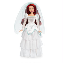 【USA直輸入】DISNEY  アリエル ウェディング クラシック ドール 人形 約29センチ リトルマーメイド