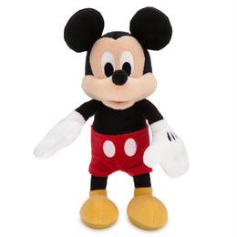 【USA直輸入】DISNEY  ミッキー ミニ ビーンズ ぬいぐるみ 9インチ プラッシュ ミッキーマウス  Mini Bean Bag