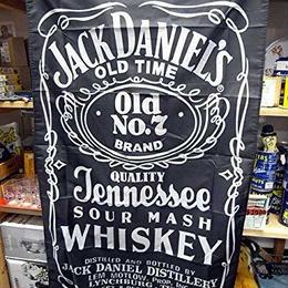 Jack Daniel's フラッグ US輸入品 / ジャックダニエル