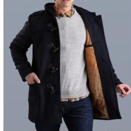 【USA直輸入】MARVEL マーベル アベンジャーズ メンズ ダッフルコート コート 上着 ジャケット アウター