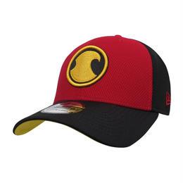 【USA直輸入】DC レッドロビン ロゴ キャップ 39Thirty Fitted ニューエラ NEWERA ベースボールキャップ 帽子 DCコミックス ロビン バットマン