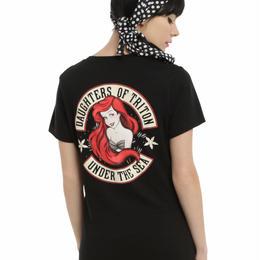 【USA直輸入】アリエル バックプリント Tシャツ Lサイズ 正規品