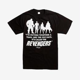 【USA直輸入】MARVEL マイティ ソー リベンジャーズ Tシャツ ラグナロク バトルロイヤル