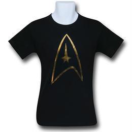 【USA直輸入】STAR TREK スタートレック フォイルシールド Tシャツ