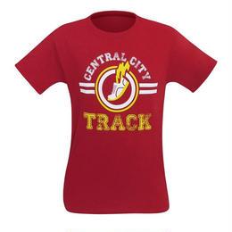 【USA直輸入】DCコミックス フラッシュ セントラルシティ トラック Tシャツ