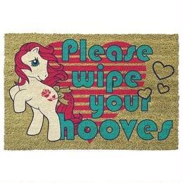 【海外直輸入】マイリトルポニー レトロ ドア マット 玄関マット MLP ポニー Pony