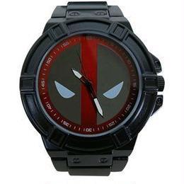 【USA直輸入】MARVEL デッドプール リストウォッチ 腕時計 ロゴ デップ マーベル 正規ライセンス