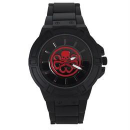 【USA直輸入】MARVEL ヒドラ リストウォッチ 腕時計 ロゴ シールド マーベル 正規ライセンス
