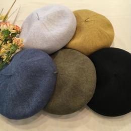 ベレー帽(chisaki)
