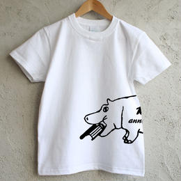 ポポタム10周年記念Tシャツ