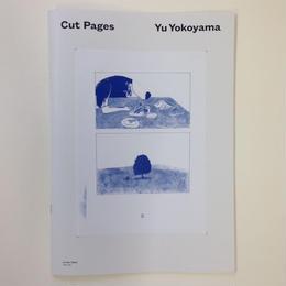 横山雄作品集 Cut Pages(直筆ドローイング入り)