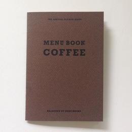 menu book'COFFEE'