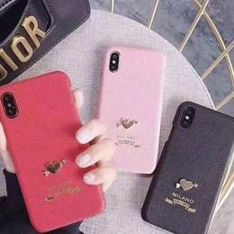【即納】ハート 弓矢 iPhoneケース