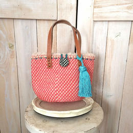 【SALE】petit boa basket pink