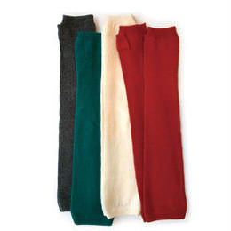 cashmere long glove