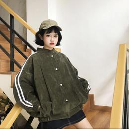 【お取り寄せ商品】ビッグサイズラインジャケット LJ17