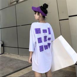 【お取り寄せ商品】グラフィックストリートTシャツ LT55