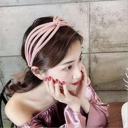 【お取り寄せ商品】trend hair accessory ヘアアクセサリー ヘアバンド LH01