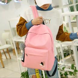 【お取り寄せ商品】3カラー スクールバックパック