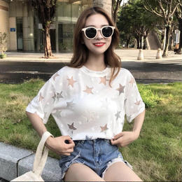 【お取り寄せ商品】メッシュスタールーズ Tシャツ LT76