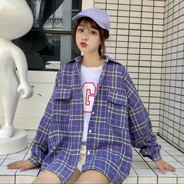 【お取り寄せ商品】ヴィンテージフルチェックシャツ LT68