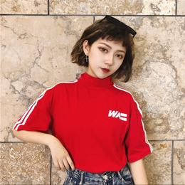 【お取り寄せ商品】レジャープリントストライプTシャツ LT102