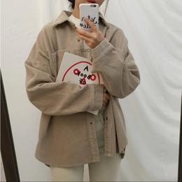 【お取り寄せ商品】コーディロイジャケット