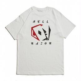 Hellrazor Cards Shirt - White