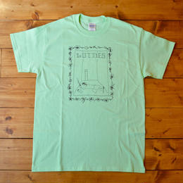 LOTTIES  JARRET TEE MINT