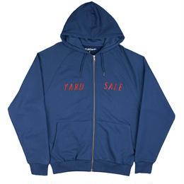 YARDSALE 92' Full Zip Hoodie Navy